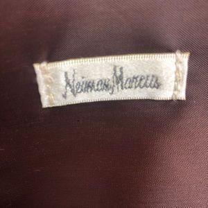 Neiman Marcus Bags - NEIMAN MARCUS Purple Leopard Print vinyl tote